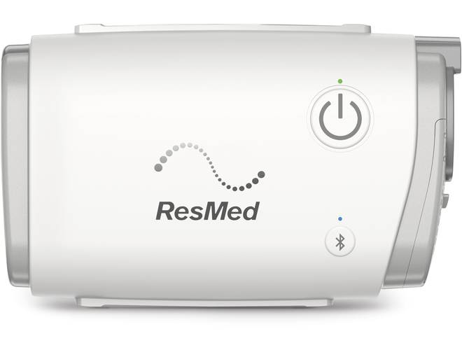 Resmed Airmini Autoset Travel Cpap Machine With N20