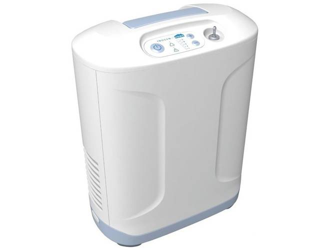 Inogen Gs 100 At Home Continuous Flow Oxygen Concentrator