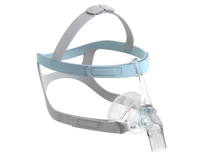 The Eson 2 Nasal Mask utilizes F&P's RollFit Seal technology, along with 20 other design updates from the original Eson nasal mask.