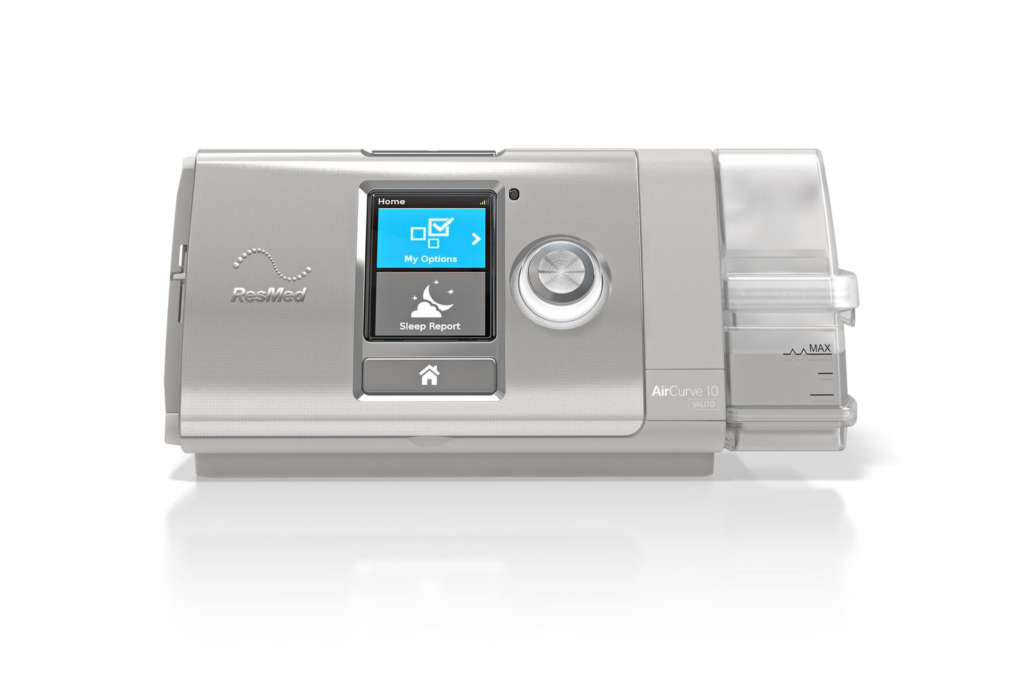 Resmed Aircurve 10 Vauto W Humidair Humidifier