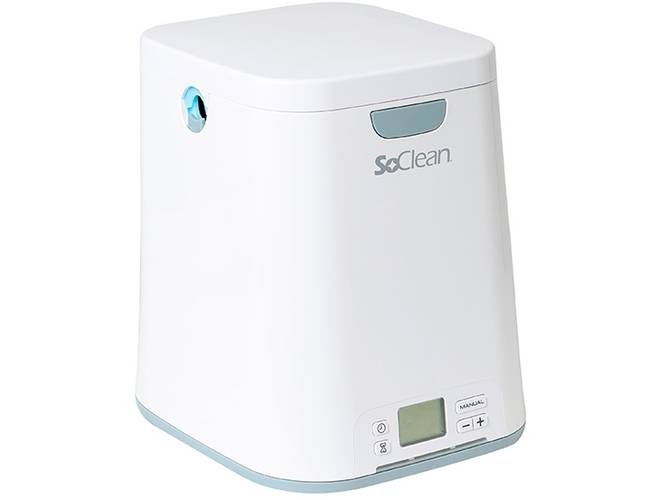 Soclean 2 Cpap Cleaner Amp Sanitizer Cpapdirect Com
